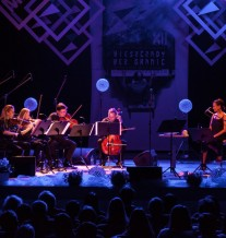 Forum Miastu – Kayah & Royal String Quartet - 09.02.2017